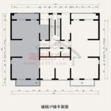 世茂天城臻园三号楼平面图