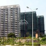 2010年4月21日世欧彼岸城工程进度