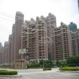 09年8月4日中庚城项目实景图