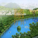 桂湖效果图