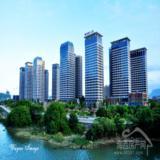 世欧上江城实景图