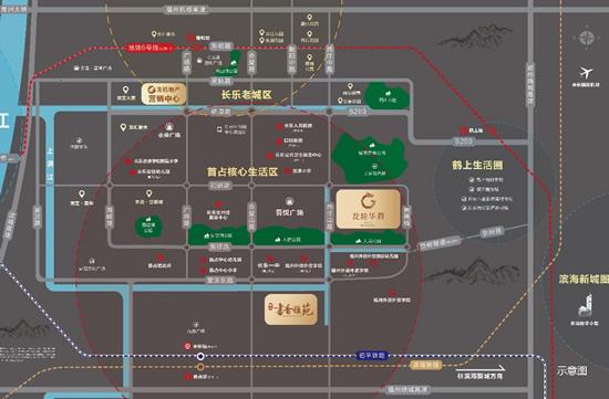 龙桂地产长乐首个楼盘曝光:将建9栋高层住宅,福州,地产,猎房网,房产