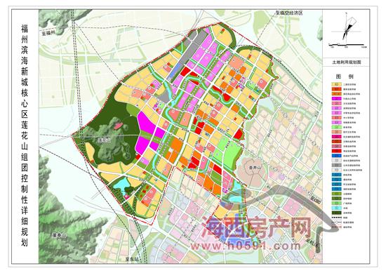 表决通过!长乐区政府驻地迁移!,福州,房产,猎房网